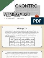Mikrokontroller ATMega 328