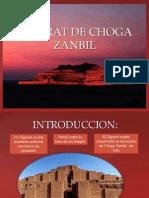 Zigurat de Choga Zanbil