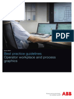 A Best Practice Guidelines - Operator Workplace and Process Graphics