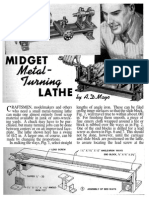 Micro-Lathe Plans (Popular Mechanics)