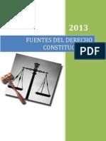 Fuentes Del Derecho Constituciona Finall (1)