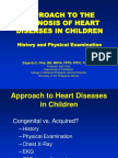 Approach to the Diagnosis of Heart Diseases 2