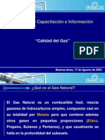 Sem.1-Calidad de Gas Natural (Ente Nacional Regulador Del Gas)