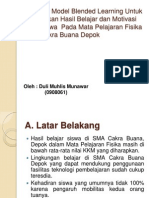 Presentasi Proposal Tesis - Duli