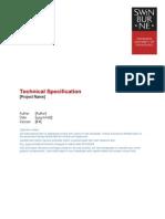 TechnicalSpecificationTemplatev1.1-[ProjectName]-[ver]-[YYYYMMDD]