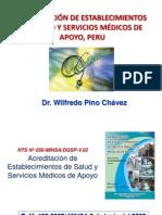 4. Acreditacion en Salud en Perú