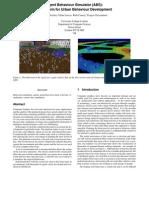 Agent Behaviour Simulator (ABS).pdf