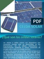 Celda Solar Diapos