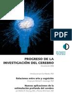 Autores Varios, Progreso en La Investigación Del Cerebro. Reporte 2008