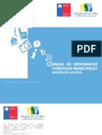 Manual de Ordenanzas Turísticas Municipales Región de Los Ríos