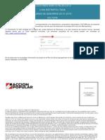 Planes de Gobierno MML 2014 - CULTURA