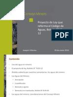Proyecto de Ley Boletín 7543 12 Consejo Minero