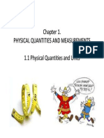 PHYSICS Chapter 1 2014