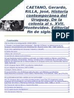 142835105 Caetano y Rilla Uruguay IV