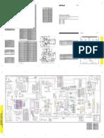 D6R 7GR00572 Diagrama Electrico