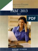 FRM Level 1 Practice Exam