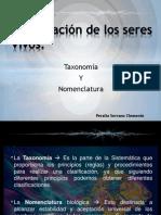 Clasificación de los seres vivos.pptx