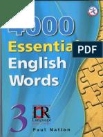 4000 Essential English Words 3