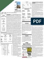 7/20/14 Bulletin