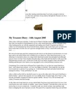 My Treasure Diary