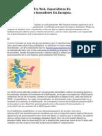 Conversión Web. Especialistas En posicionamiento en buscadores En Zaragoza.