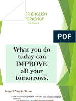 Upsr English Workshop1