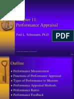 c11 Performance Appraisal