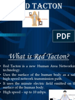 Red Tacton