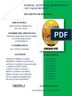 Informe Completo Ambiental