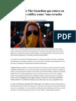 Periodista de the Guardian Que Estuvo en Venezuela Lo Califica Como