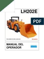 Manual Del Operador LH202E