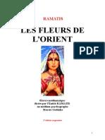 Ramatis F 28 (2e Édition 2007) Les Fleurs de l'Orient 2014 MG