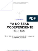 Beattie Melody - Ya No Seas Codependiente
