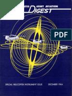 Army Aviation Digest - Dec 1964