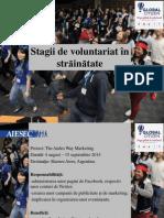 booklet GCDP campanie marketing