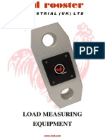 Load Measuring Catalogue