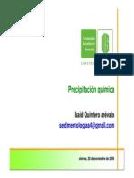 Depositacin de Sedimentos No Siliciclasticos 2