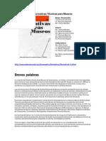 Normativas Técnicas para Museos- Venezuela.pdf