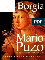 Borgia, Los - Puzo Mario