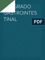 Sangrado Gastrointestinal
