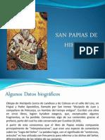 San Papias de Hierápolis