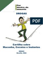 Cartilha Sobre Maconha, Cocaina e Inalantes
