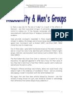Masculinities 1