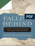 Francis Fukuyama - Capitulo 8 Development Gap Latin America - United States