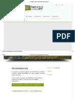 Programación _ congresointernacionalprofesoresciencias