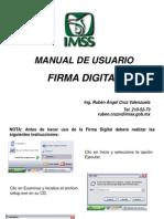 Manual de Usuario Firma Digital