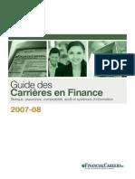 150403761 Guide Des Carrieres en Finance Efinancialcareers Fr PDF