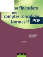 192170119 Analyse Financiere Des Comptes Consolides Normes IFRS