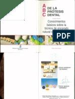 ABC de La Prótesis Dental - Gunther Seubert