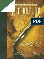 Tema y Variaciones de Literatura 40